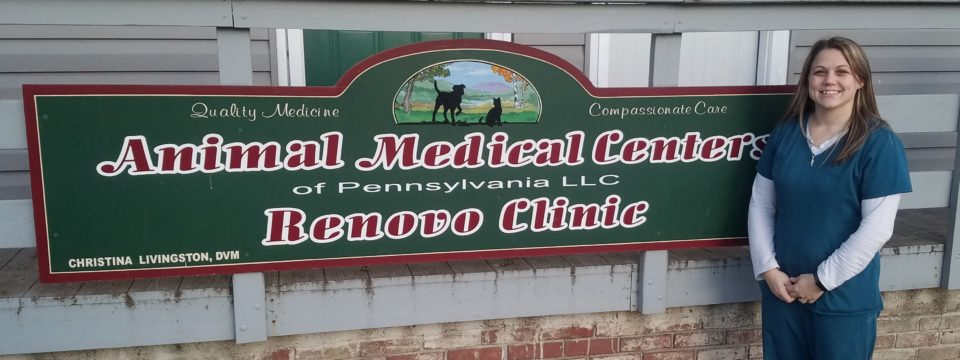 Renovo Clinic Sign
